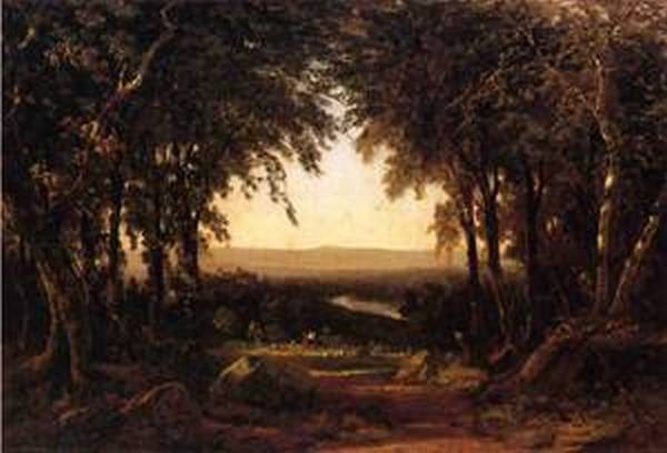 View from Richmond Hill 1843 1845